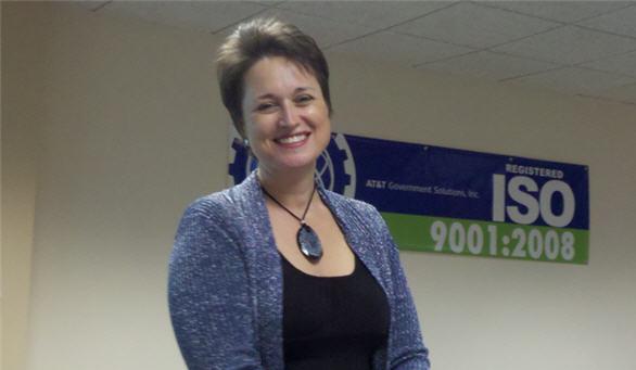 Lyssa Adkins at APLN DC