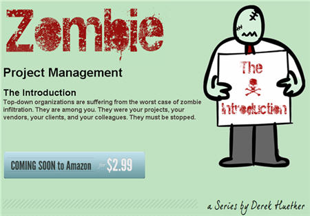 Zombie PM Website
