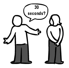 30 second Agile pitch