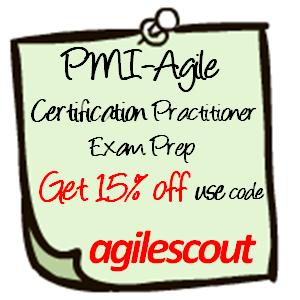Agile Scout PMI-ACP Discount Code