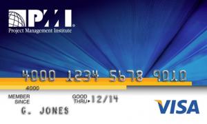 PMI Visa Card