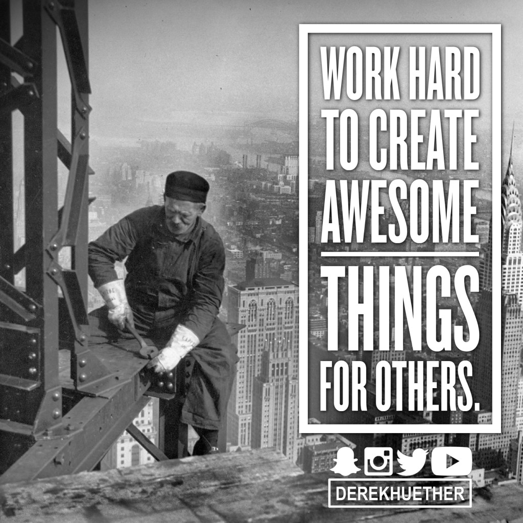Create Awesome Things