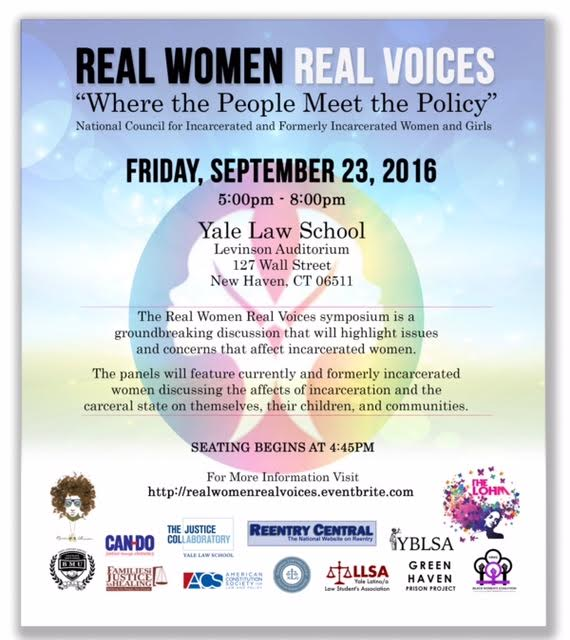 INCARCERATED WOMEN SPEAK AT LAW SCHOOL SYMPOSIUM -
