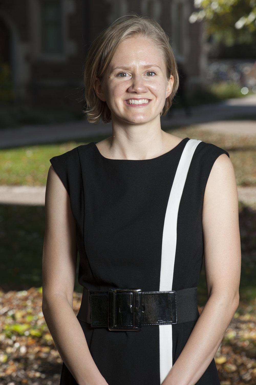 Dr. Stephanie Gaskill - Education Director