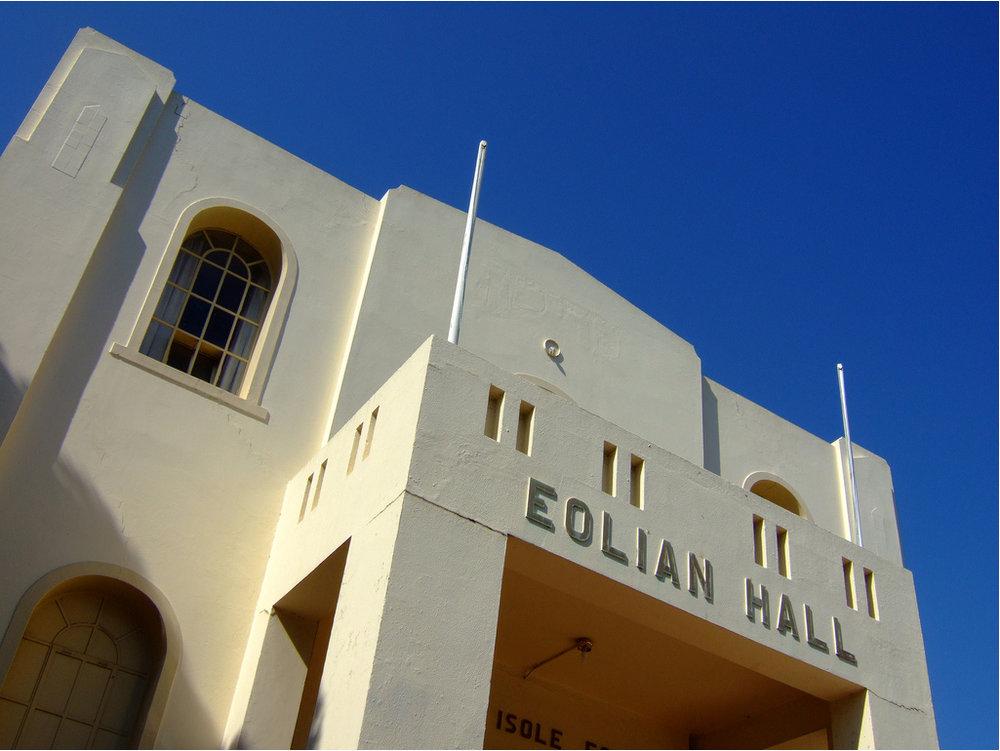 The Eolian Hall, Carlton, VIC