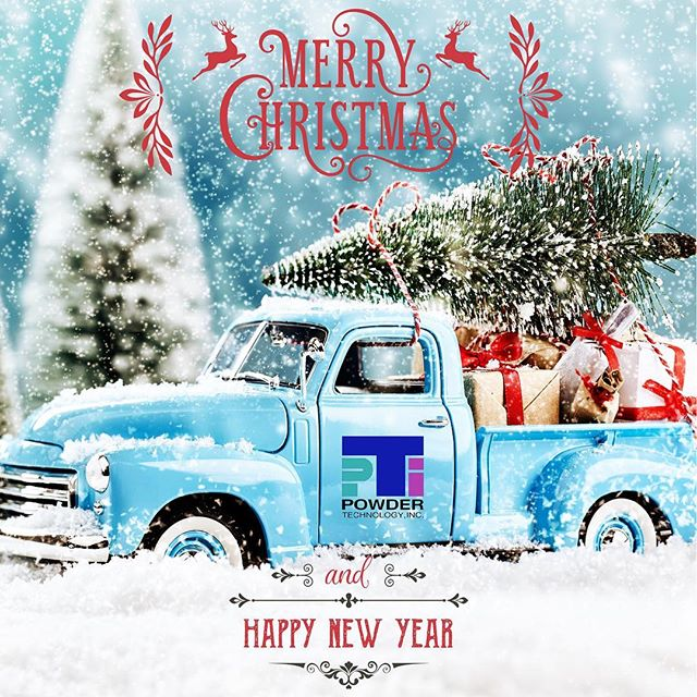 From our family to yours, Happy Holidays from PTI