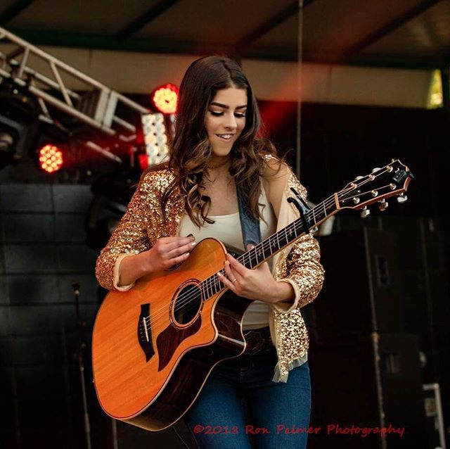 K-Days! you guys were awesome & we had such a blast playing for you & opening for @docwalkermusic !  Thank you so much to everyone who came out to support, it meant so much! ❤️ Thanks again to K-Days for this incredible experience, Ron Palmer for catching these cool shots and to my talented friend @j_ruz14 for joining me on stage and killing it on the electric! So fun! • • • • • • @northlandsedmonton  @production.world @taylorguitars @timhortons @qualityresults  #kdays #kdays2018 #sing #music #show #docwalker #song #guitar #singer #songwriter #yeg #music #country #pop #love #instagram #taylorguitars #instagood #like #follow #fair #live