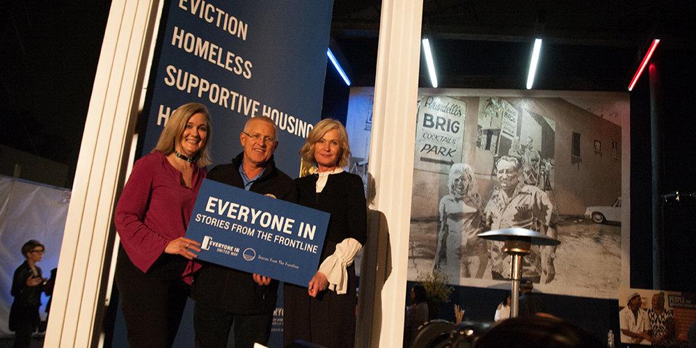 Elise Buik, Mike Bonin, Marilyn Wells | The Brig in Venice | 6/20