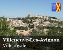 Villeneuve-les-Avignon : Città reale