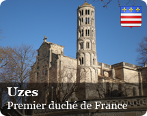 Uzès : primo Ducato di Francia