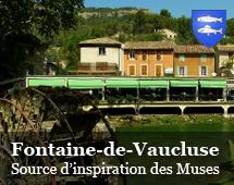 Fontaine de Vaucluse : sorgente di ispirazione delle Muse