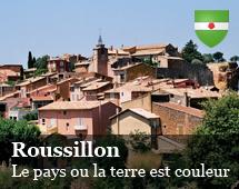 Roussillon : il paese dovè la terra è colore