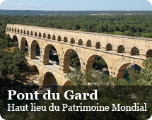 Pont du Gard : Top of the World  Heritage Site