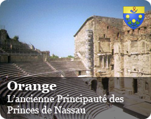 Orange : the ancient principality of the Princes of Nassau