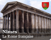 Nimes : the french Rome