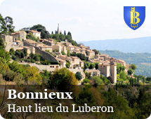 Bonnieux : the Mecca of Luberon