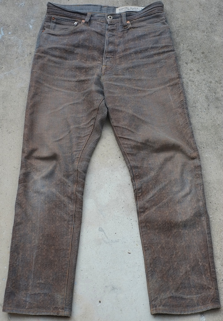 Kapital Century Denim 7S 1.5 Years 1