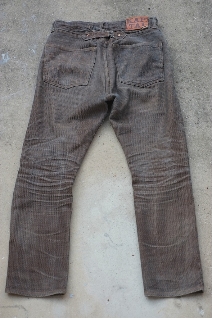 Kapital Century Denim 7S 1.5 Years 4