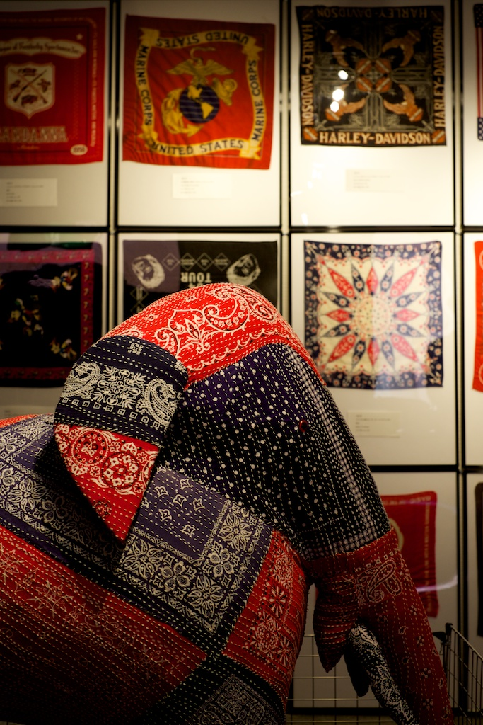 The Elephant Brand Bandanna Museum 2
