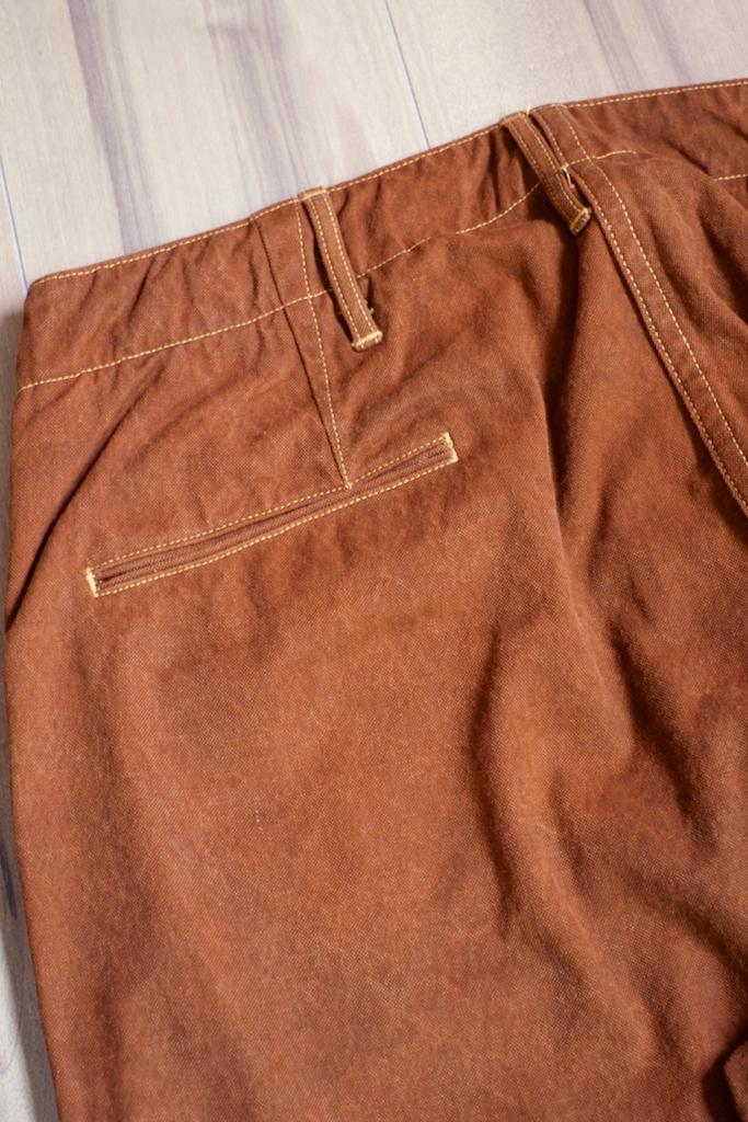Kakishibu Hanpu Trousers 1