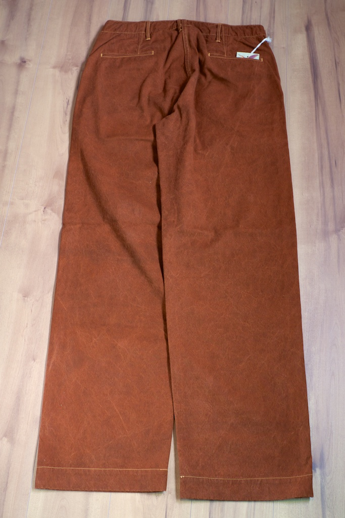 Kakishibu Hanpu Trousers 3