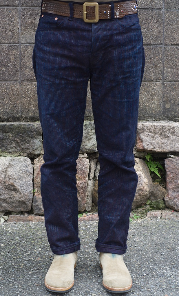 Kapital Century Denim 123s (Post Soak)