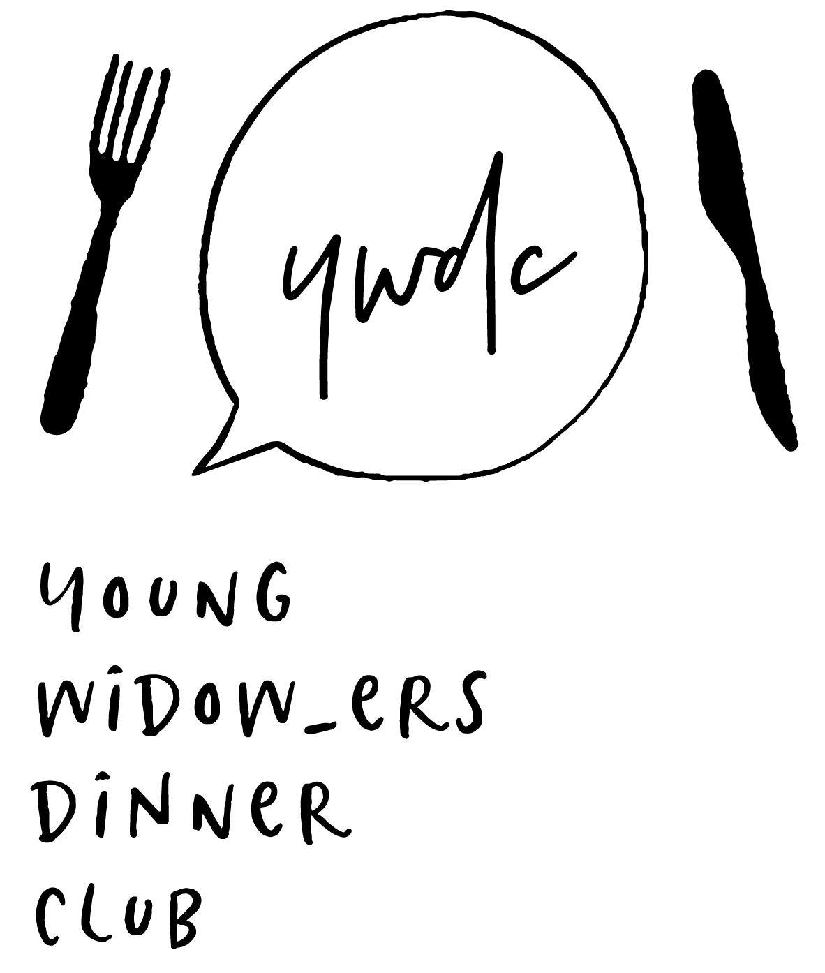 young widow_ers dinner club
