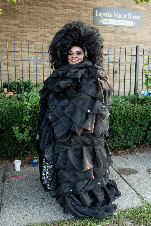 Aretha Franklin Impersonator