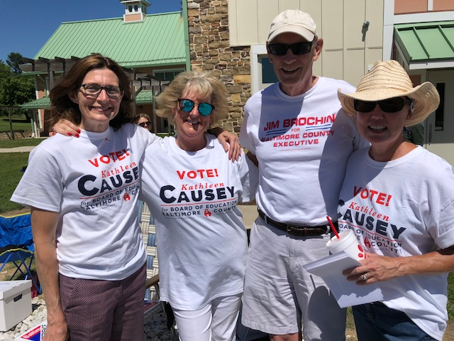 Kathleen Causey and Friends