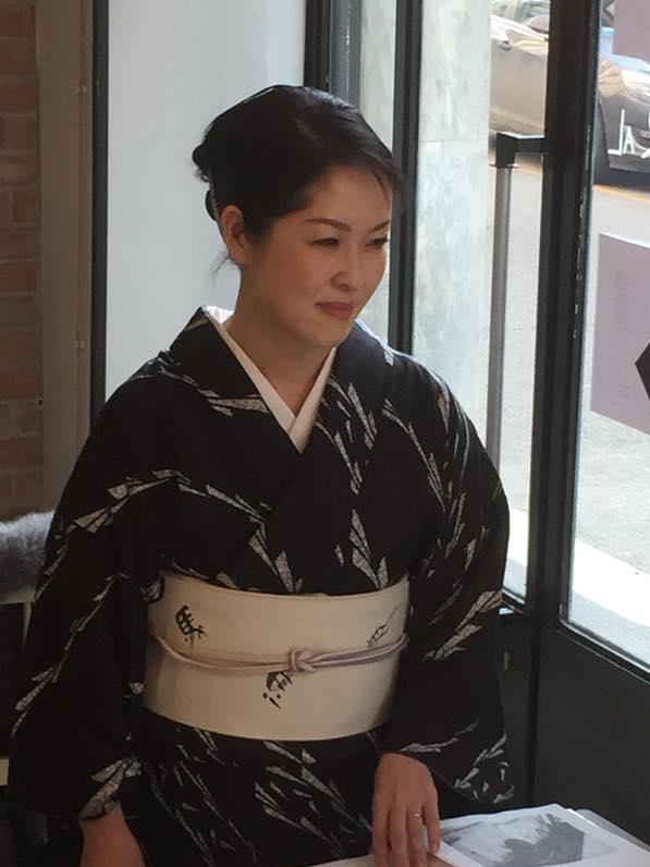 Presidente:Kaori Haishi (saggista, giornalista specializzata in sake)