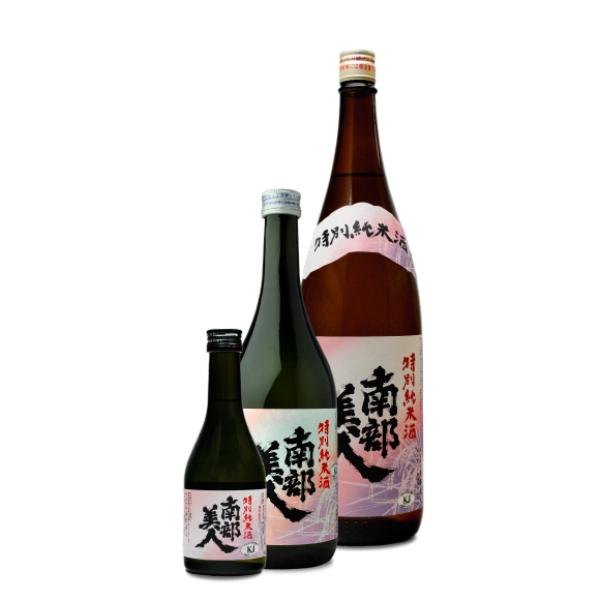 ペアリングNo1.前菜   南部美人 特別純米酒