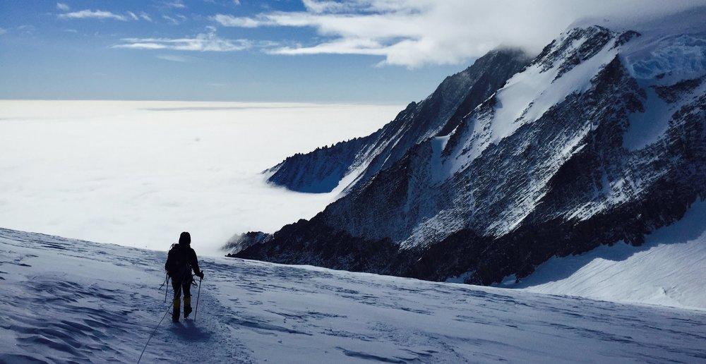 Mount Vinson, Antarctica