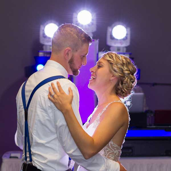 Eric & Ashley Slager - June 9th, 2017    Aberdeen Manor - Valparaiso, IN    Steve was flat out phenomenal at our wedding! He was so personable, made sure we felt comfortable the entire day, and kept the dance floor full! Going to weddings now, just aren't the same. He knows what's he's doing and does it SO well. Would recommend him to anyone!