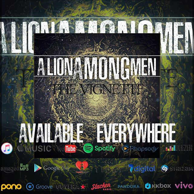 JUNE 1ST IS UPON US! Countless hours have been spent working on this. We are proud to announce the debut release of A Lion Along Men's album, The Vignette. Go check it out - streaming on every major music platform now! Also go to www.coalescerecords.com and see what else we have to offer and what we are all about. Thank you! #music #metal #joeysturgistones #metalhead