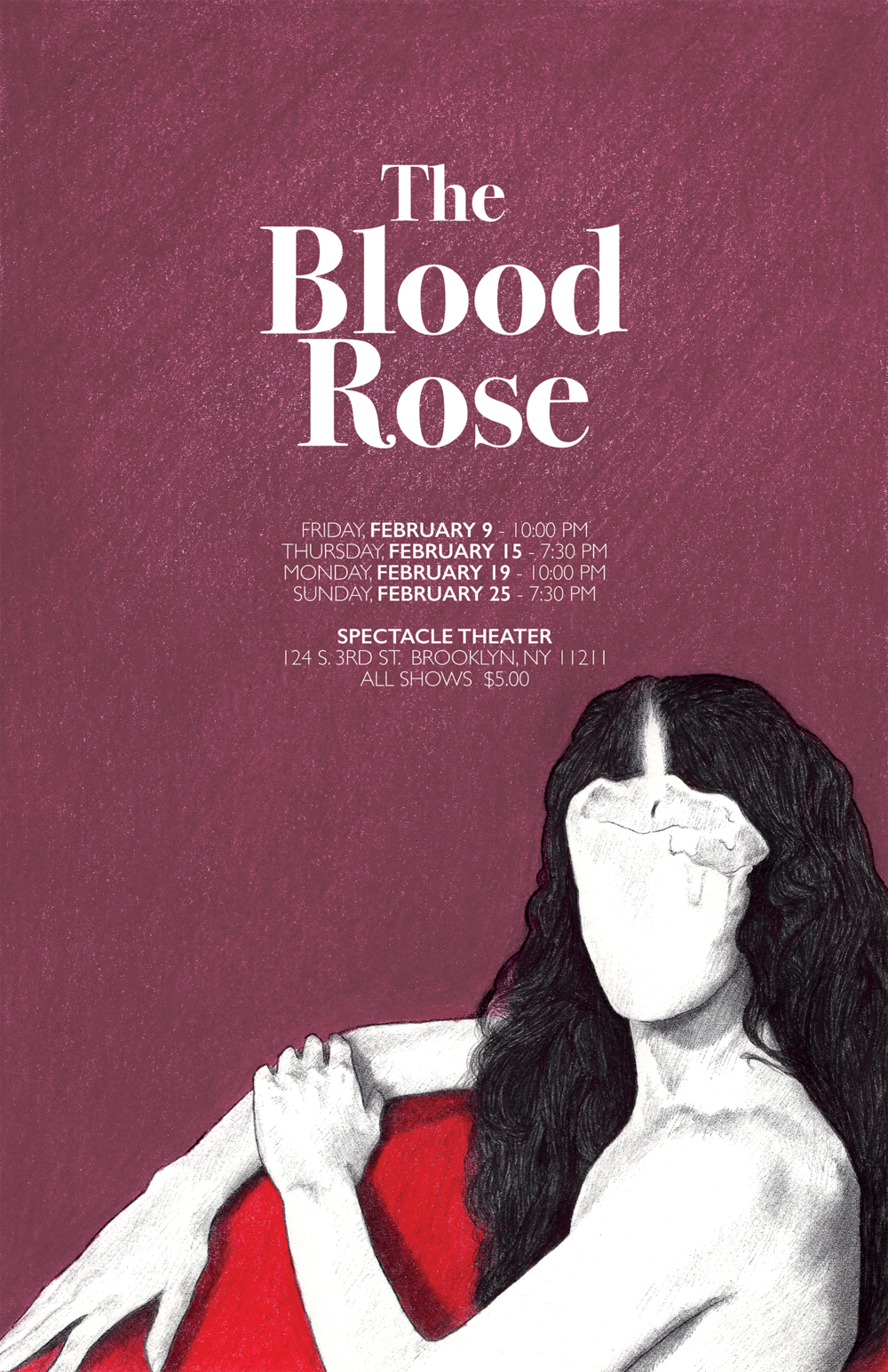 """The Blood Rose"""