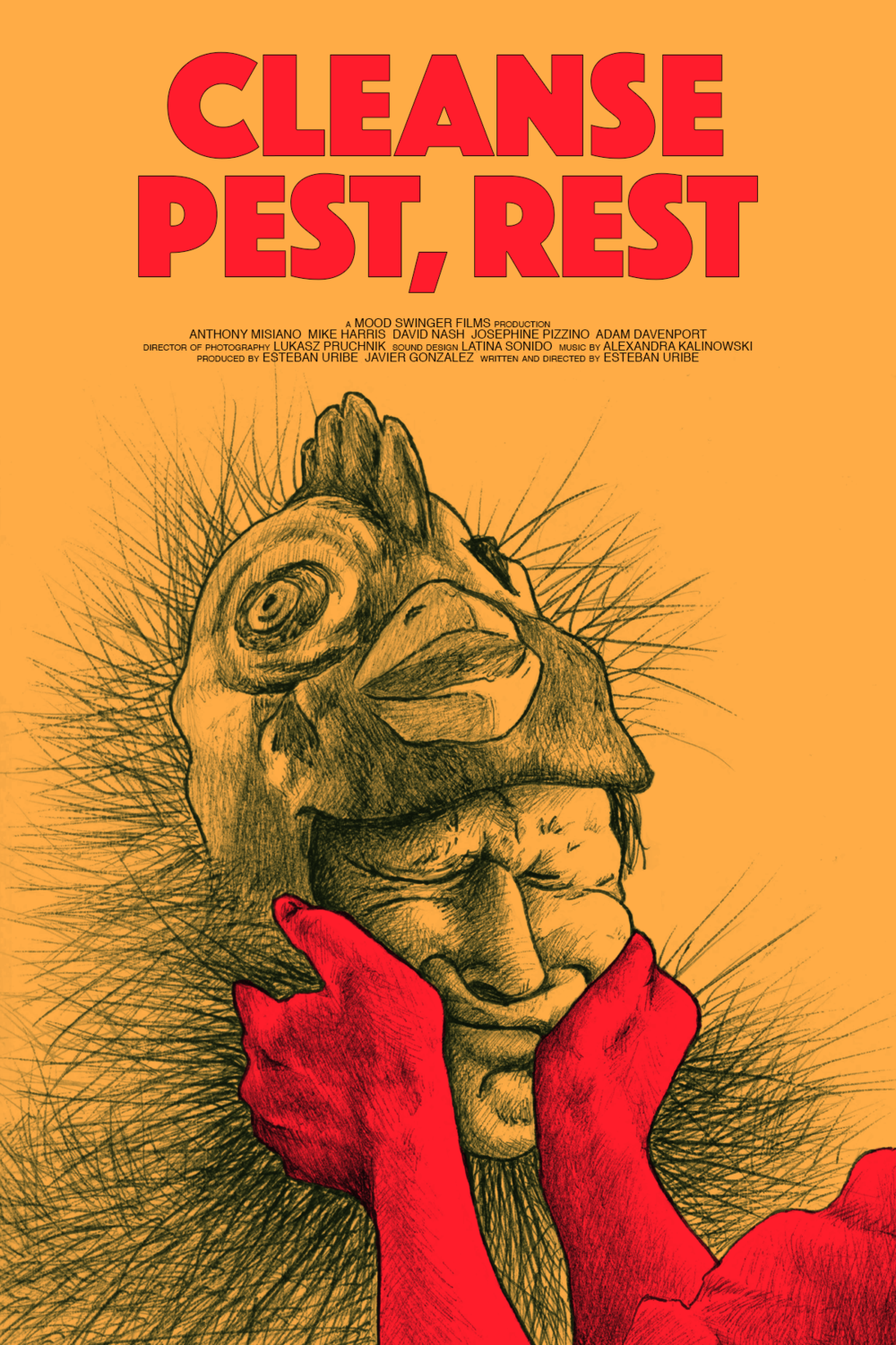 """Cleanse Pest, Rest"""