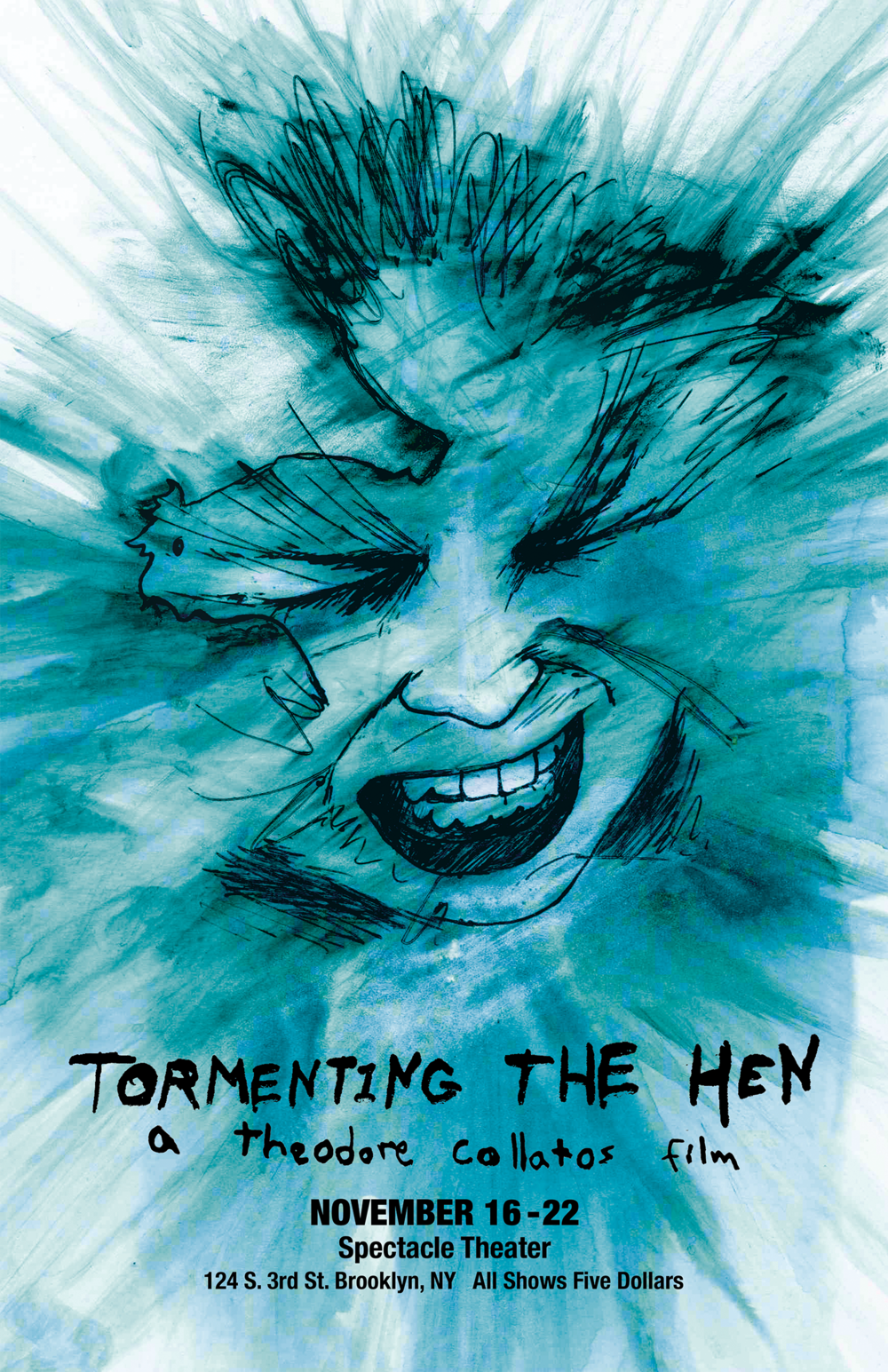 """""""Tormenting the Hen"""""""