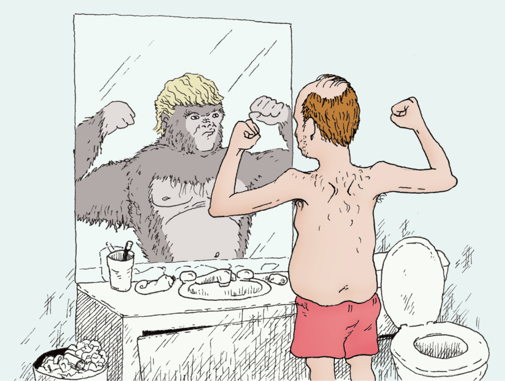 """Finding Your Inner Gorilla"""