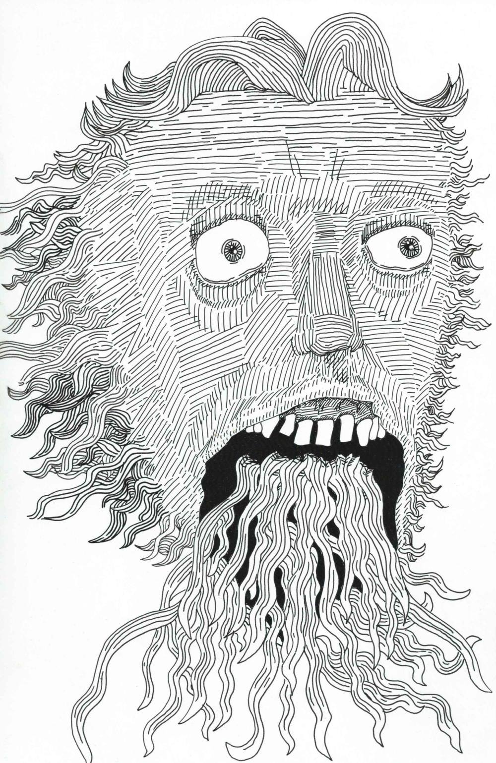 """""""Wriggling Man"""""""