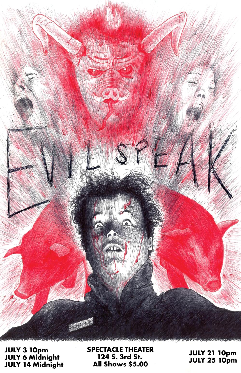 """""""Evilspeak"""" (2018)"""