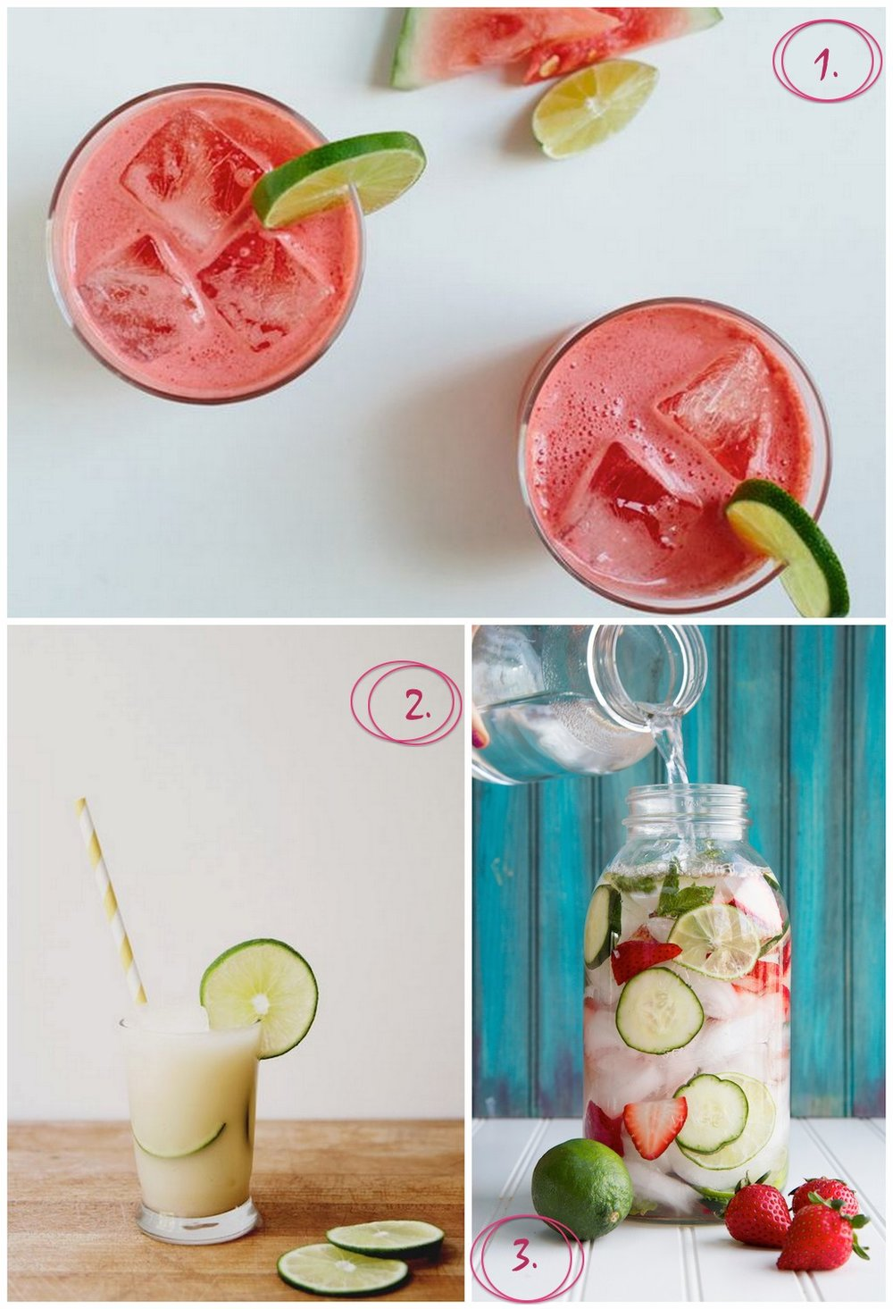 Summer Limeades | Cassia & Co.
