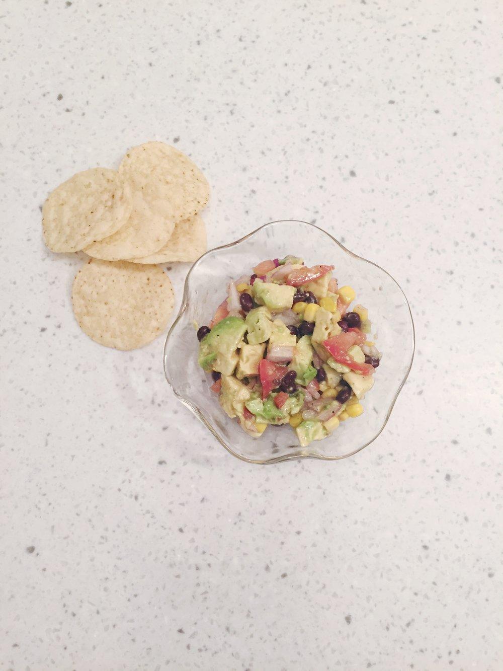 Aztec Salsa Recipe | Cassia & Co.