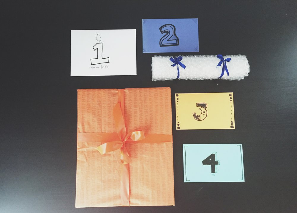 A Creative Way to Give a Cash Gift | Cassia & Co.