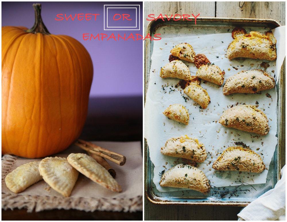 Sweet or Savory Empanadas | Cassia & Co.