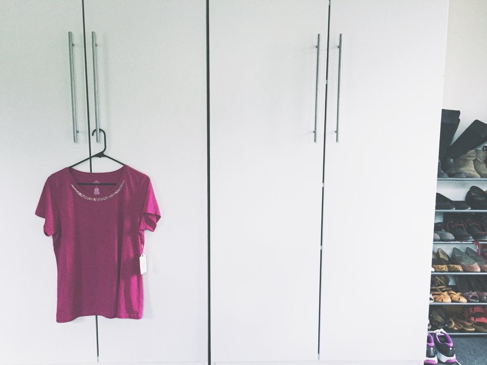 Creating a Capsule Wardrobe {Fall 2015}