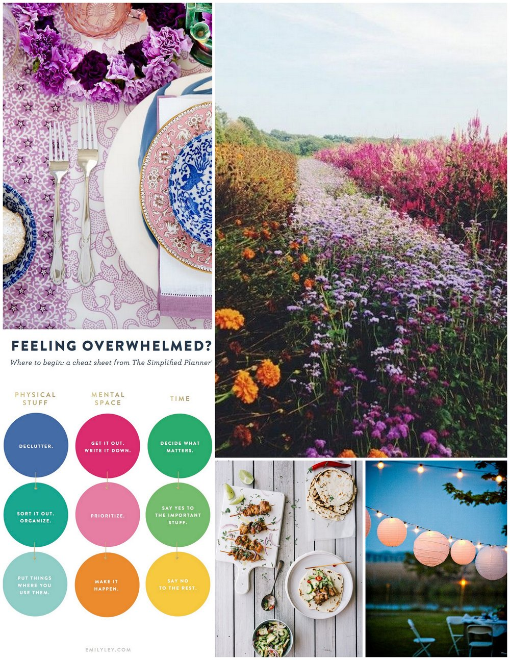Monthly Moodboard - September 2015
