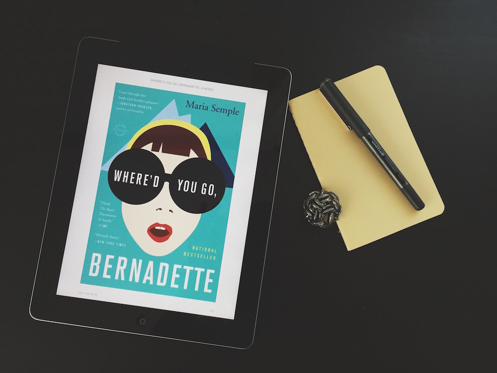 Where'd You Go, Bernadette Review | Cassia & Co