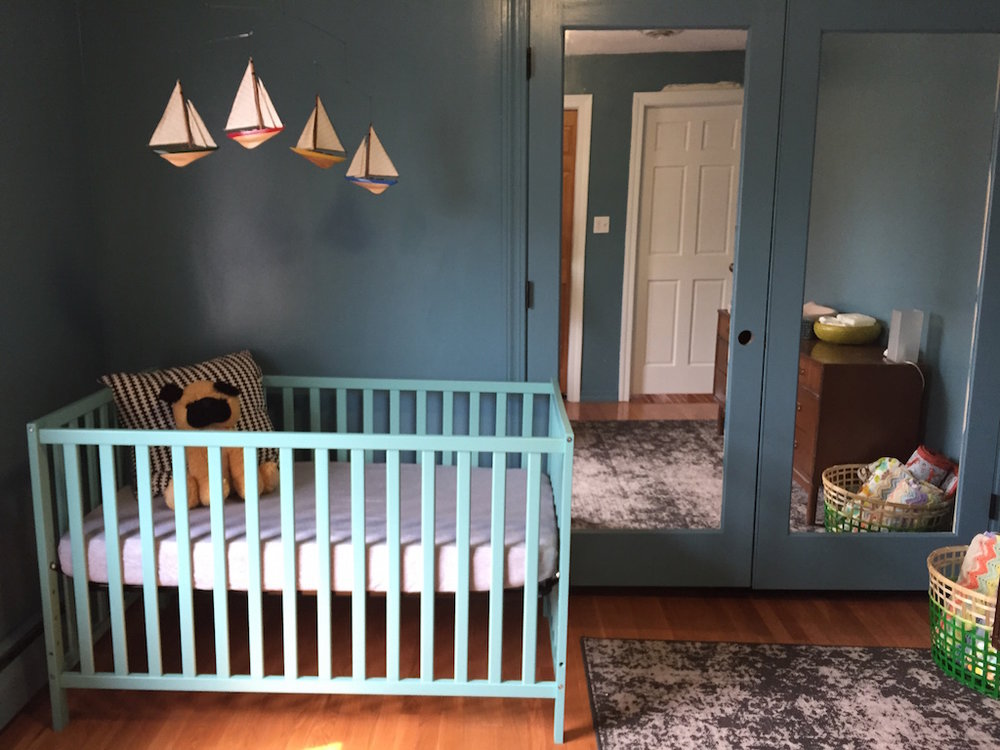 The Babe's Room - The Crib