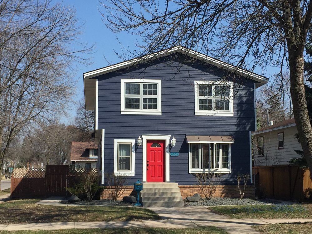 Siding Project Update | Cassia & Co.