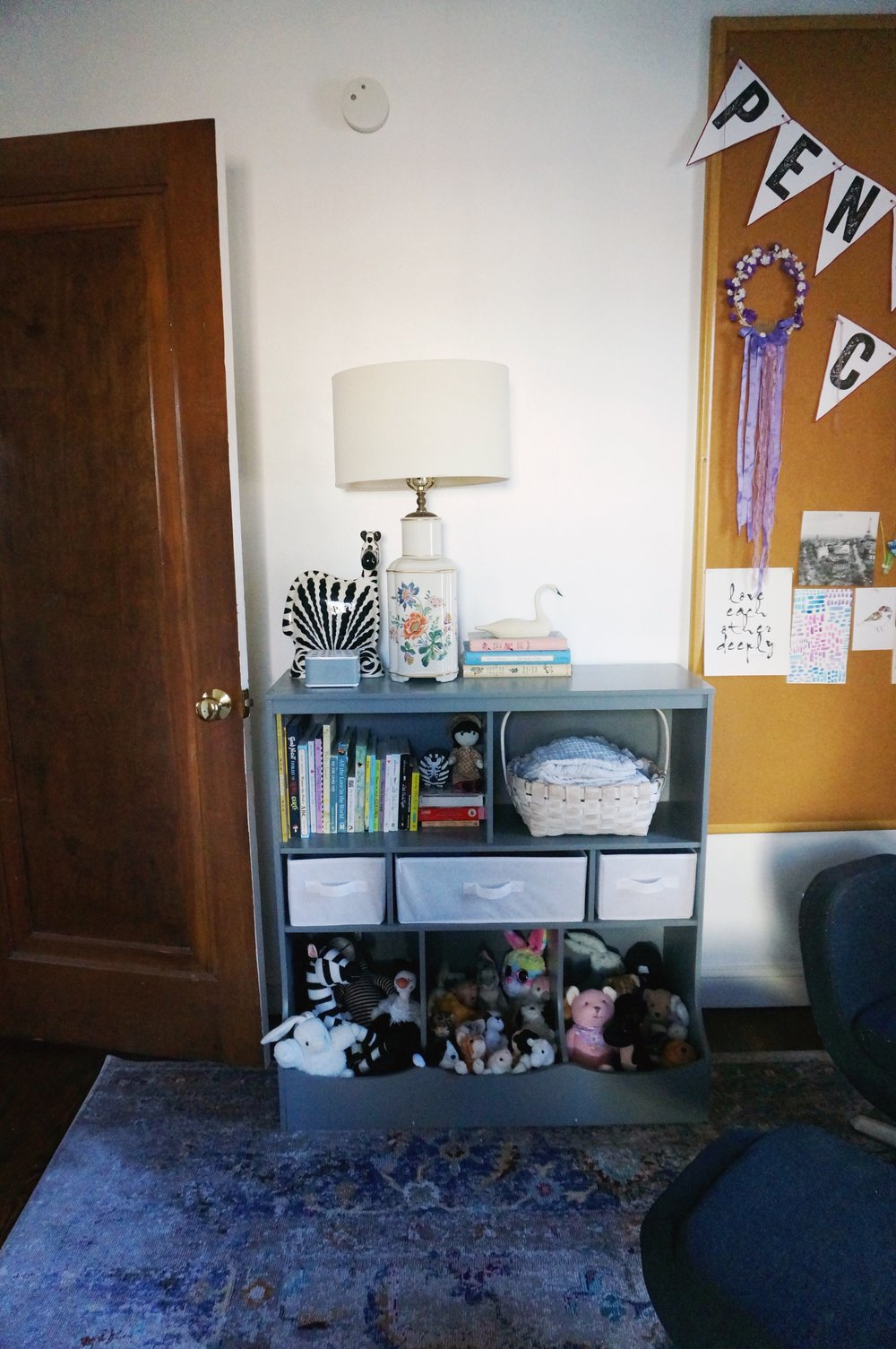 Penelope's Nursery (Book + Toy Storage) | Cassia & Co.